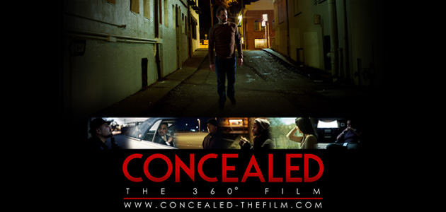 Concealed The Film - An Interactive 360 Degree Film